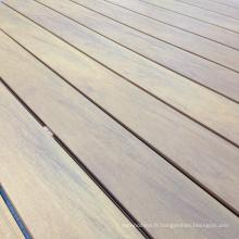Plancher de WPC pour le decking composé en plastique en bois extérieur