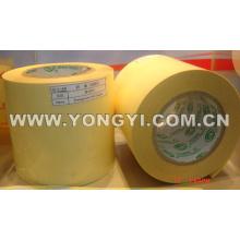 Material autoadhesivo de la etiqueta del PVC
