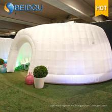 Evento al aire libre Folding tiendas de campaña de la boda Decoración de la boda Marquee Military Dome Inflatable Tent