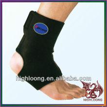 Ligero y fácil de poner en el tobillo elástico