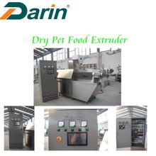 Máquina de fabricación de alimentos secos para mascotas de alta capacidad