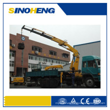 12 Ton XCMG Folding Boom Truck Mounted Crane for Sale Sq12zk3q