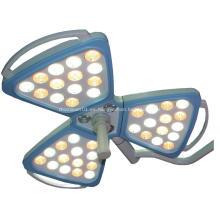 Equipo de terapia pétalo led lámpara de operación