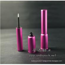 Custom Red Eyeliner Tube Cosmetic Packaging
