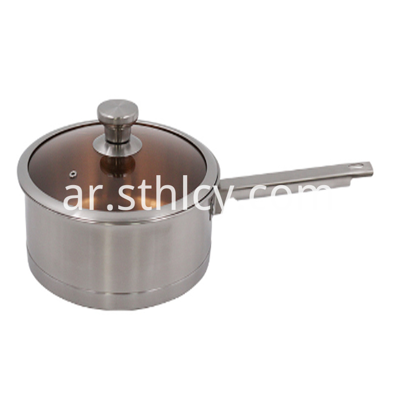 New Product Stainless Steel Cookware Sets