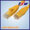 Enchufe de montaje protector Cat6