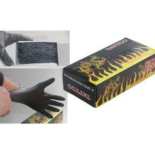 Профессиональные татуировки черная перчатка для художника