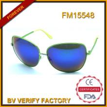 Новый дизайн солнцезащитные очки с очки металла материал тенденции