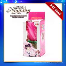 Bougeoir à fleurs Bougies à fleurs roses Bougie à gâteau de musique