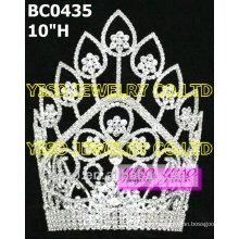 Flor da moda tiara colorida