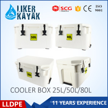Excellent Quality 80L Outdoor Camping Rotomolded Ice Cooler Box Ice Box