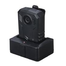 Cámara llevada cuerpo de la prenda impermeable 1080P de la visión nocturna de la policía DVR IR de GPS Ambarella A7 para la policía