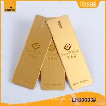 Персонализированная бумага Hangtag Paper Hangtag LH10003