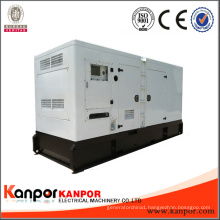 Silent Type 3 Phase Water Cooled 700kVA Diesel Generator Brand Engine