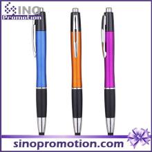 Stylo à bille en caoutchouc avec stylo à bille en caoutchouc