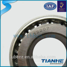 surplus stock tapered roller bearing 30207 size chart