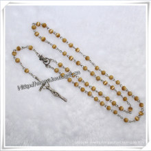 Cat Eye Beads China Rosary Factory in China (IO-cr020)