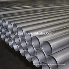 ASTM B337 Gr2 Gr5 Welded and Seamless Titanium Alloy Pipe/Tube in Titanium