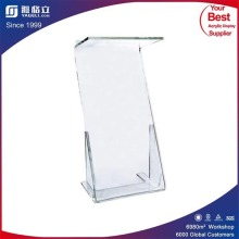 Hot Sale Double Side Acrylic Clear Sign Titulaires