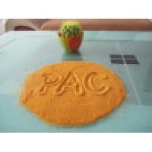 Очистки воды используют хлорид polyaluminium (PAC)для
