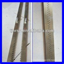 Steel 1045 Gear rack for CNC Machine