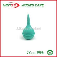 Jeringa de orelha medicinal de borracha HENSO