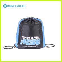 Custom Brand Promotional Nylon Drawstring Backpack Bag