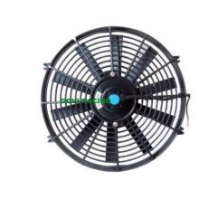 16 дюймов Черный Автоохлаждение Электрический радиатор Вентилятор охлаждения 24V