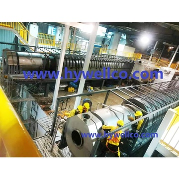 Rotary Drum Drying Machinery