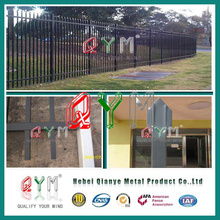 Powder Coated Picket Fencing/ Welded Picket Fence