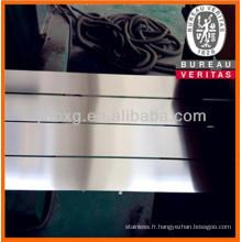 Bande en acier inoxydable 316L avec de bonne qualité (bobines d'acier inoxydable 316L)