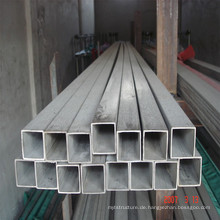 Galvanisiertes Stahlgerüst-rechteckiges Stahlrohr