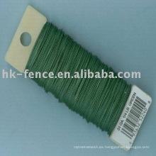 Cable de revestimiento de PVC / alambre recubierto de plástico / alambre de vinilo / alambre de PVC