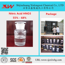 Inorganic Chemicals Price Of Nitric Acid 65% 63% 68%