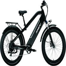 Vélo de montagne électrique pliant de 24 pouces