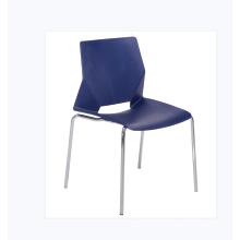 Chaise en plastique avec siège en acier et prix bas