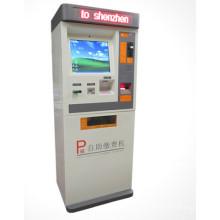 Máquina terminal do quiosque da tela de toque da impressora da foto do pagamento de Bill exterior