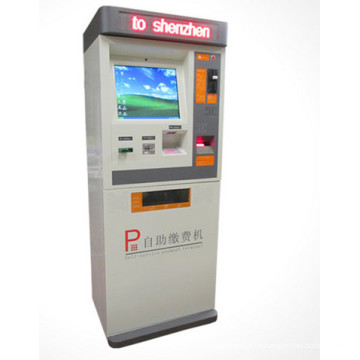 Zahlungs-Foto-Drucker-Touch Screen Kiosk-Terminal-Maschine im Freien