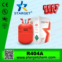R404A em frasco de 13,6 kg
