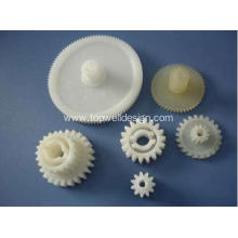 Tooth wheel Plastic Mould Making
