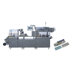 High quality Alu/Alu, Al/PVC automatic blister packaging sealer