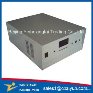 Custom Aluminum Boxes Fabrication