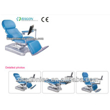 DW-BC005 Stühle für ältere Menschen für Spende medizinische einstellbare Blut Stühle Notfall elektrische Blutspende Stuhl