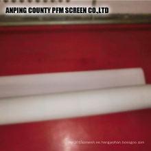 100% poliéster que forma el material que teje de la tela en la máquina de papel