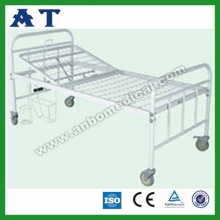 Hospital Plastic-sprayed folding bed
