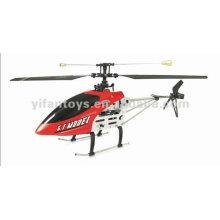 9011 Mais novo RC 2.4G médio 3.5Ch Hélice helicóptero único com giroscópio