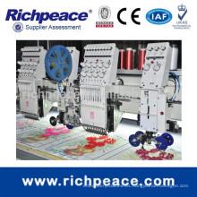 Richpeace Computerized Mezclado Coiling Cordillera Frill máquina de bordado