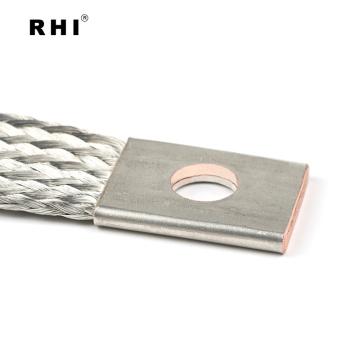 Autobatterie-Geflecht-Verbindungskabel Kupferlitzen-Verbindungsstück