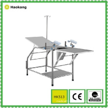 Medical Table for Gynecological Obstetric Examination Bed (HK513)