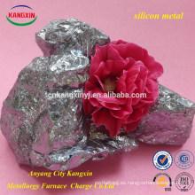 Polvo de metal de silicio inoculante de alta calidad